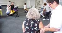Le bien-être au travail avec Carole Lefebvre Relaxologue et Praticienne Trager
